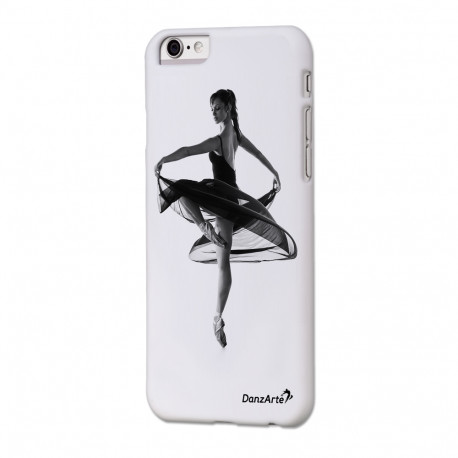 "DanzArte ""Turning Pointe"" iPhone 6 Case"
