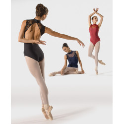 Ballet Rosa Berenice High Neck Leotard