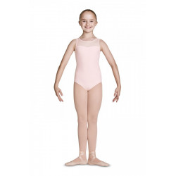 Bloch SF2020 M463C Open Back Sweetheart Tank Leotard