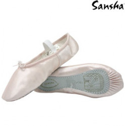 Sansha No.14S. Star Soft ballet shoes