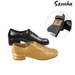 Sansha T-Mega TA08L Tap shoes